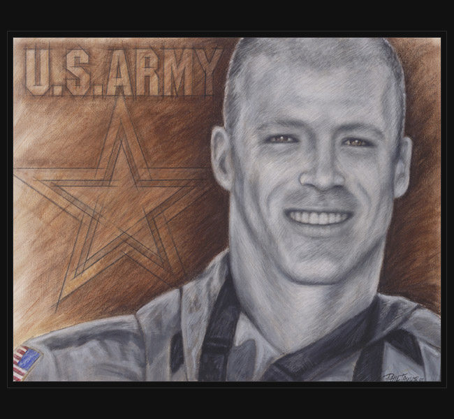 Army SPC Clint Gertson