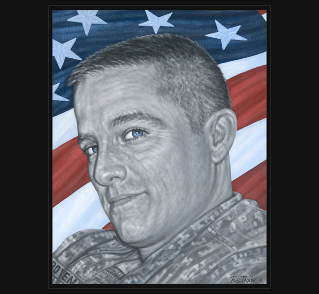 Army SFC Collin Bowen
