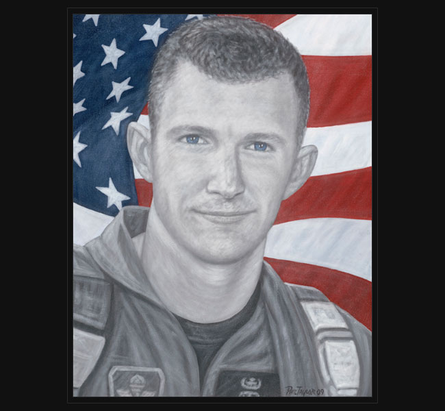 Air Force Capt. Eric Das