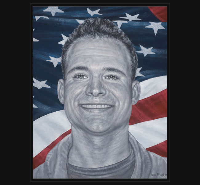 Marine Sgt. Gary S. Johnston
