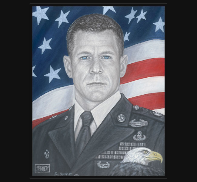 Army MSG Michael McNulty