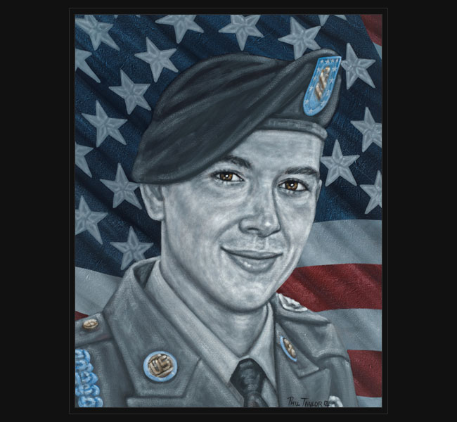 Army CPL Peter J. Courcy