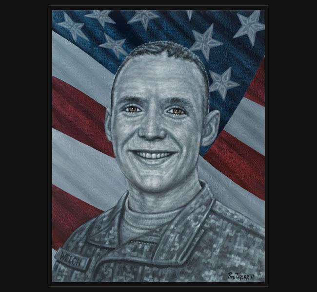 Army 1LT Robert Welch III