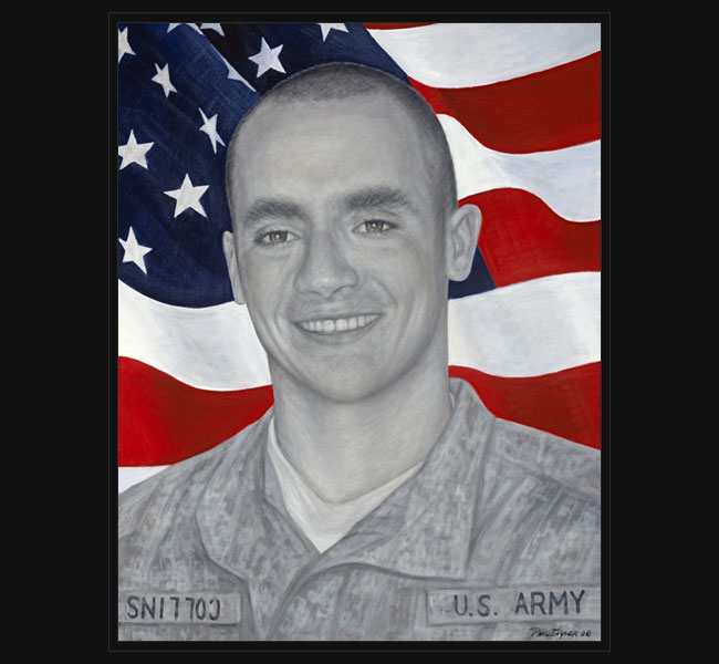 Army CPL Ryan D. Collins