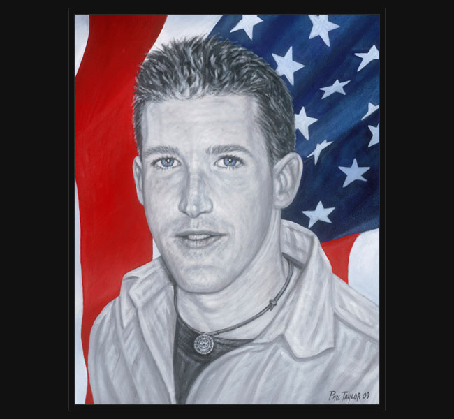 Army SGT Ryan P. Green