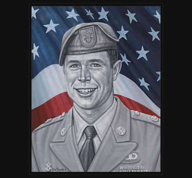 Army SGT Timothy Padgett