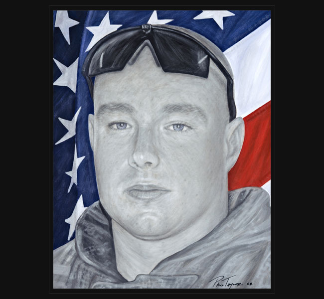 "Army CPL William ""Billy"" Warford III"