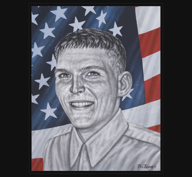Army SGT James P. Muldoon