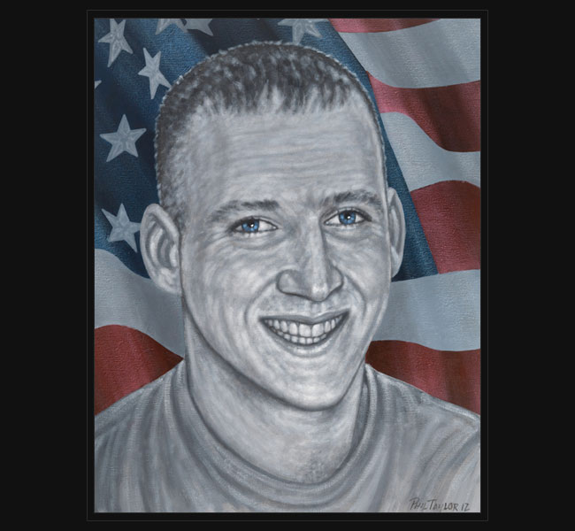 Army SFC Clifford E. Beattie