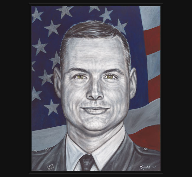 Army LTC Eric Kruger
