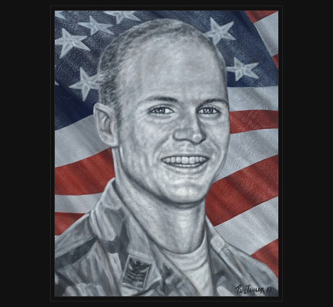 Navy PO1 (SEAL) David M. Tapper