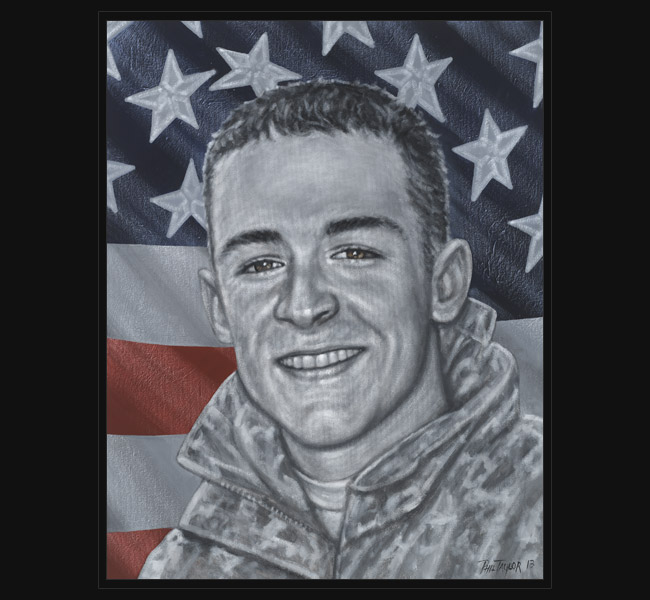 Army SGT Richard A. Vaughn