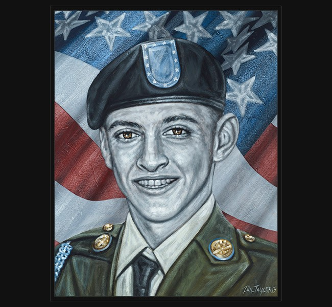 Army PFC Anthony M. Nunn