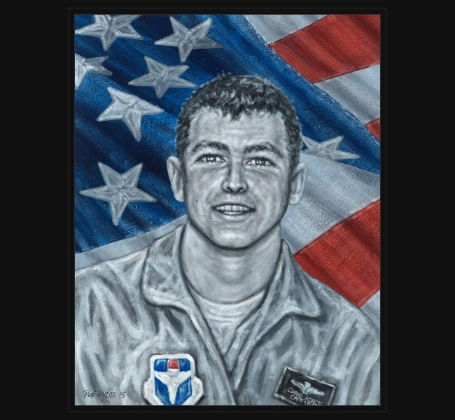 Air Force Capt. Christopher Adams
