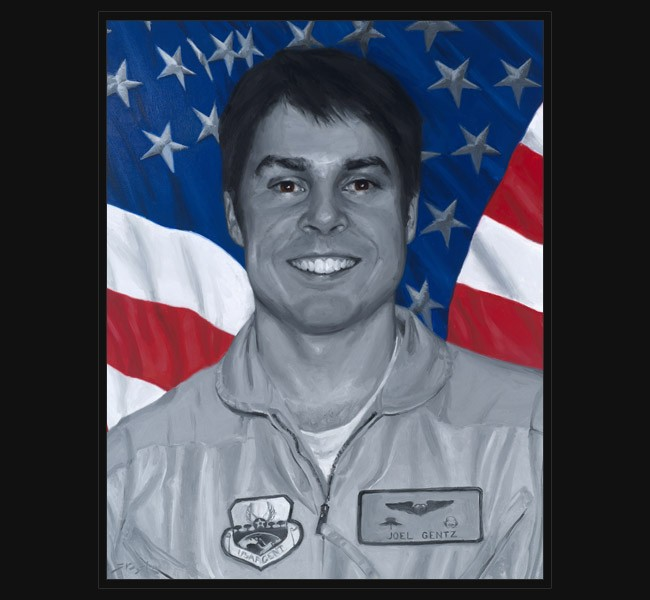 Air Force Capt. Joel C. Gentz